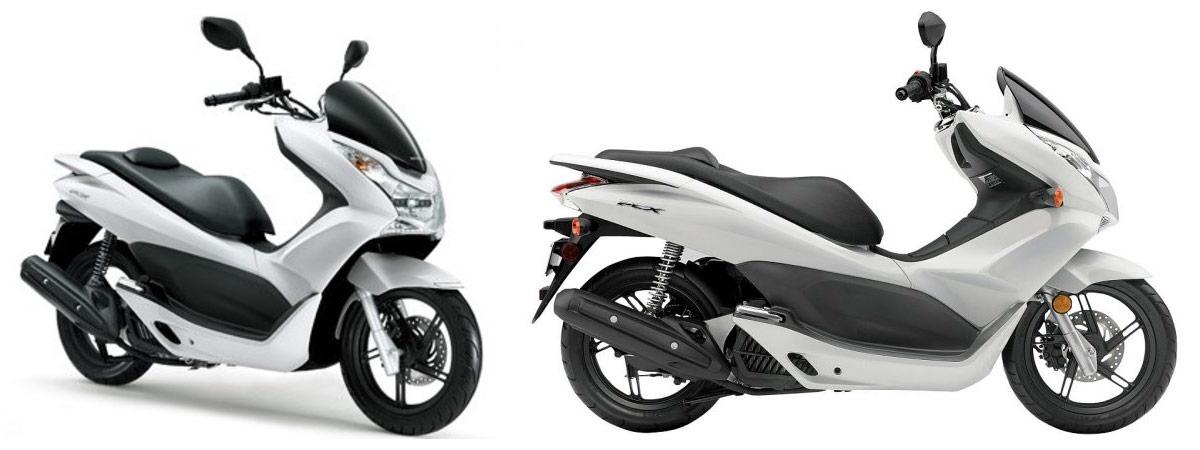 125cc Honda PCX Scooter Rental Tenerife